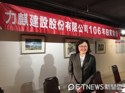 台北市餘屋最少的建商? 力麒董座:沒有壓力慢慢賣