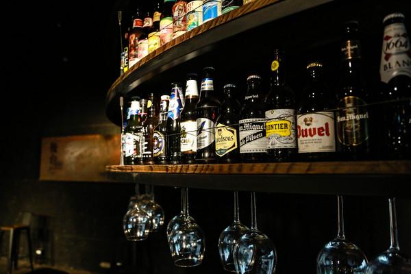 ▲酒吧,PUB,俱樂部,Lounge Bar。(圖/記者林世文攝)