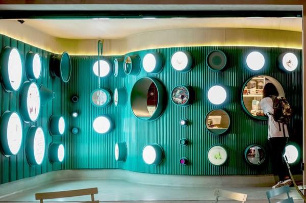 ▲▼  墨西哥的冰淇淋店Gelatoscopio(圖/取自Designboom)