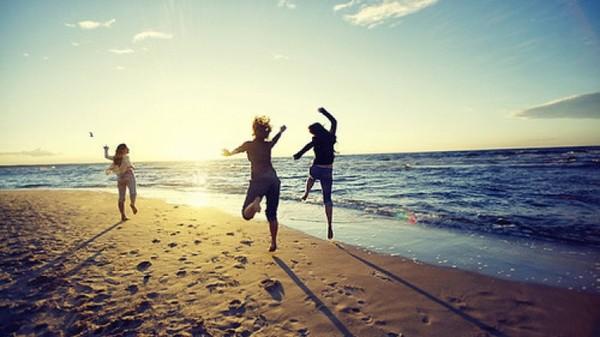 暑假的幻想與現實(圖/翻攝自網路)