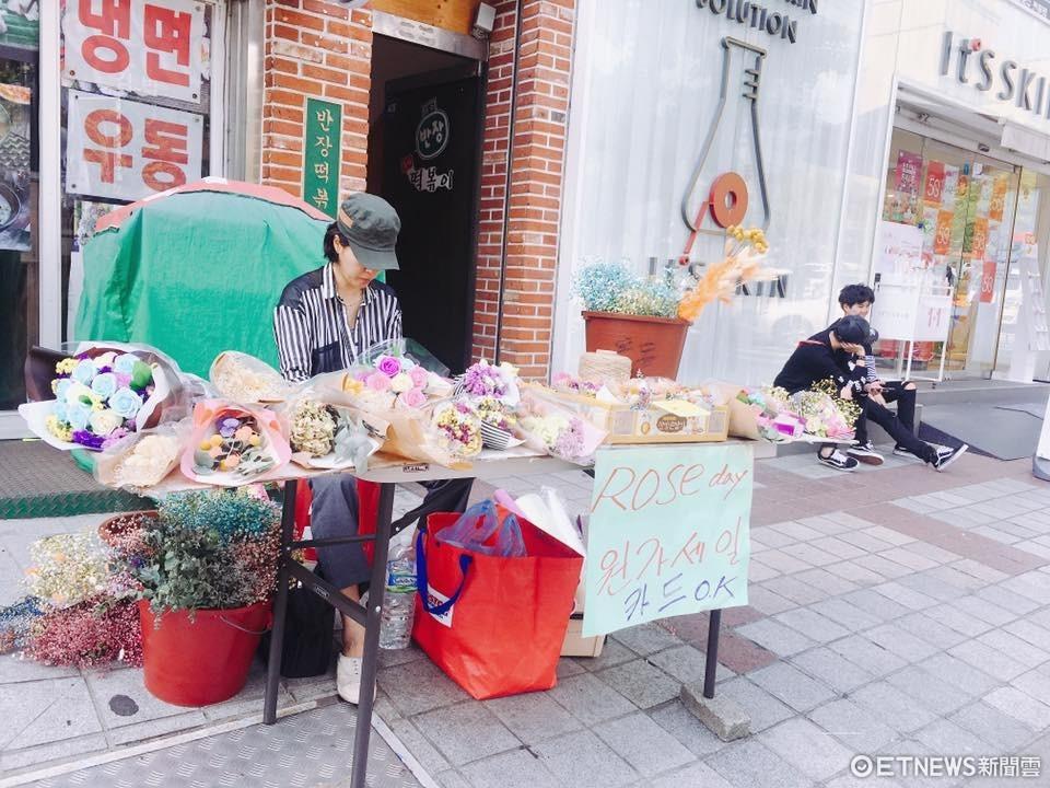 ▲Avis:韓妞月月有情人節。(圖/Oops!! Wu提供)