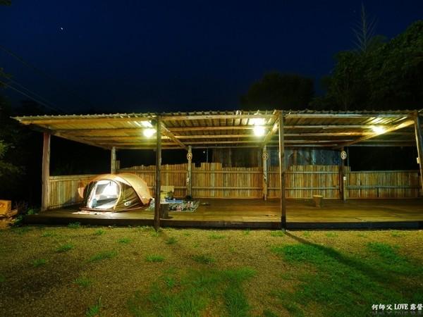 戈巴侖森林露營地。(圖/何師父提供)