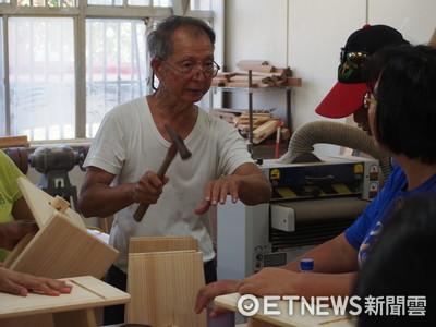 知本森林木作趣 手作模具製豆腐