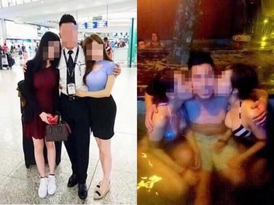 機師擁2女遭酸炫耀「一王二后」 他反嗆:抹黑文化夠了沒