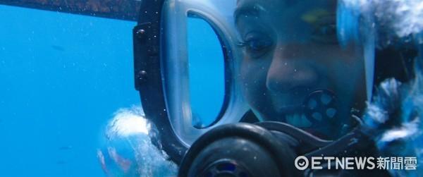 ▲▼《深海鯊機》曼蒂摩爾。(圖/威視提供)