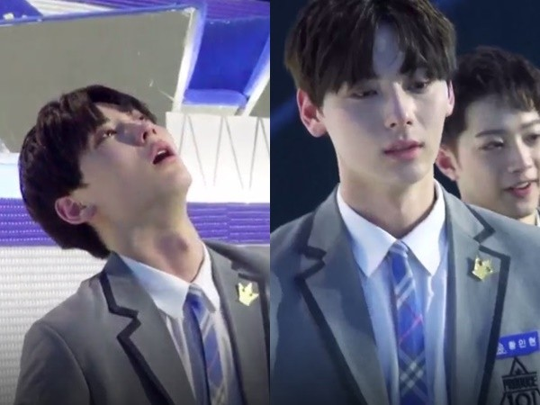 ▲▼最難過的出道!NU`EST旼泫哭紅眼:感謝一起6年的成員。(圖/翻攝自NAVER TV)
