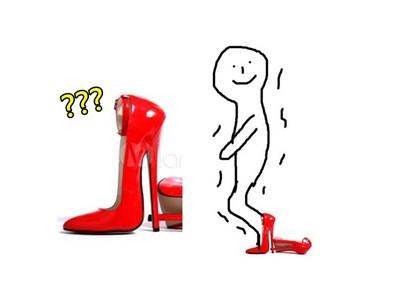 「殺人高跟鞋」日本人都搞不懂怎麼穿 5種圖解...我看了三小