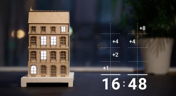 ▲The City Clock 。(圖/翻攝kickstarter)