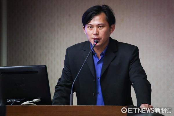 ▲立法院審查「兩岸協議監督條例」-黃國昌(圖/記者周宸亘攝)