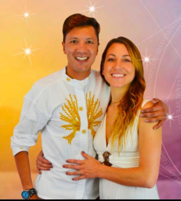「食氣者」夫妻靠宇宙能量生存,懷胎9月拒吃食物…產下健康寶寶(圖/網路翻拍)