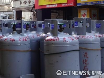 5月天然氣調漲2.99%「家庭多付9.9元」 中油:桶裝瓦斯持續凍漲