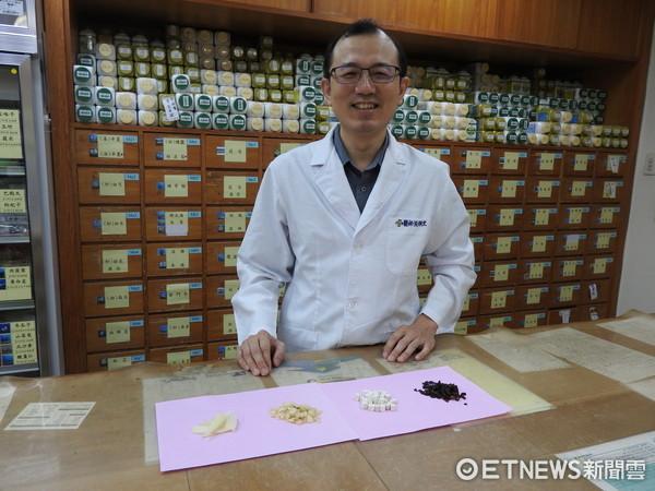 ▲台南市立醫院中醫部張烱宏醫師,經6個月體質大改造,終於讓陳婦順利懷孕。(圖/市醫提供)