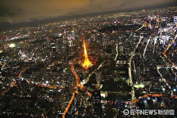 東京鐵塔。(圖/《ETNEWS新聞雲》)