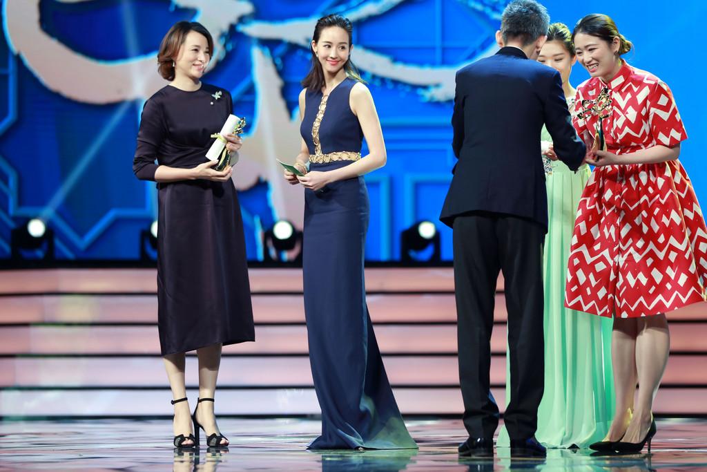 ▲張鈞甯上海電視節。(圖/MK提供)