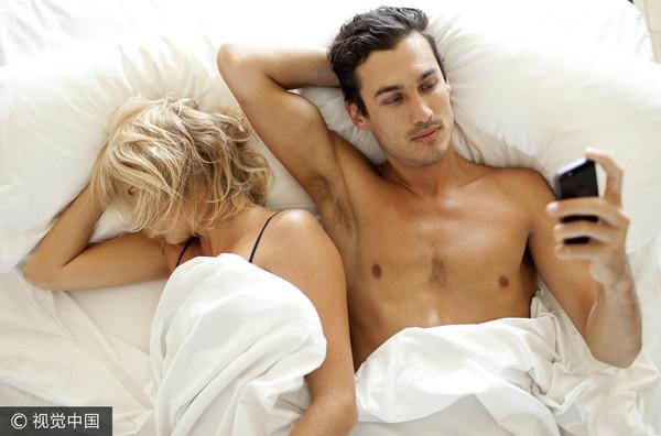 ▲聊是非用圖,男女,兩性,做愛,性愛,不爽。(圖/CFP)