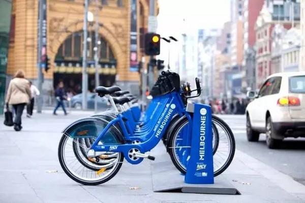 ▲墨爾本單車旅遊(圖/澳洲維多莉亞旅遊局提供)