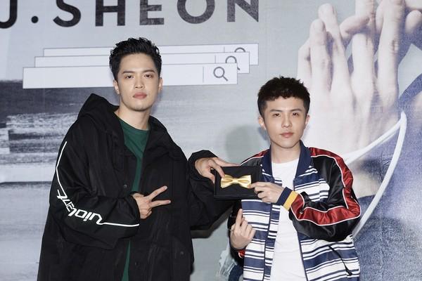 ▲J.Sheon,小宇。(圖/索尼提供)