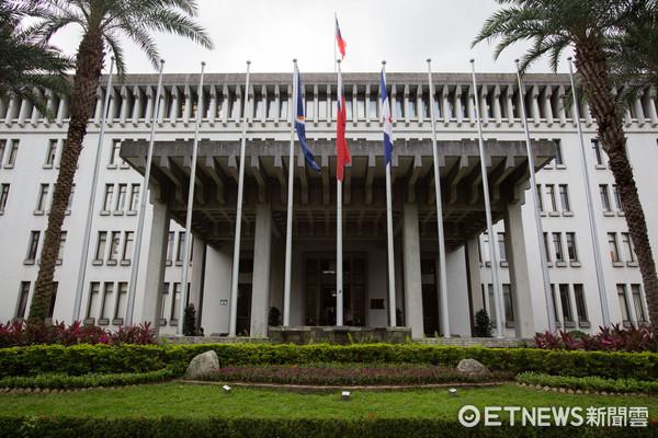 ▲▼中華民國外交部,中華民國政府機關。(圖/記者季相儒攝)