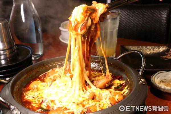 ▲▼甘釜京韓式料理。(圖/記者華少甫攝)