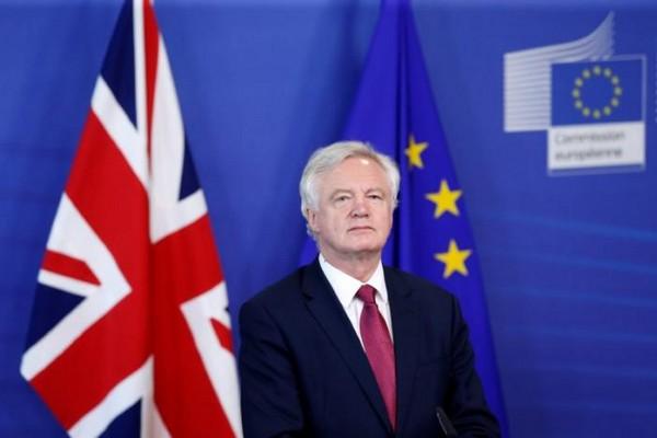 ▲▼ 英國脫歐談判在比利時正式展開。(圖/路透社)