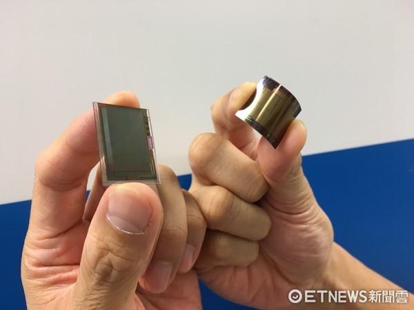 群創,Next Biometrics,可撓式指紋傳感器