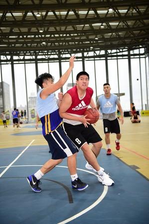 ▲2017國泰三對三北區預賽。(圖/大漢提供)