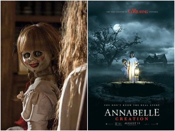 《安娜貝爾2:造孽》。(圖/《安娜貝爾2:造孽》劇照)