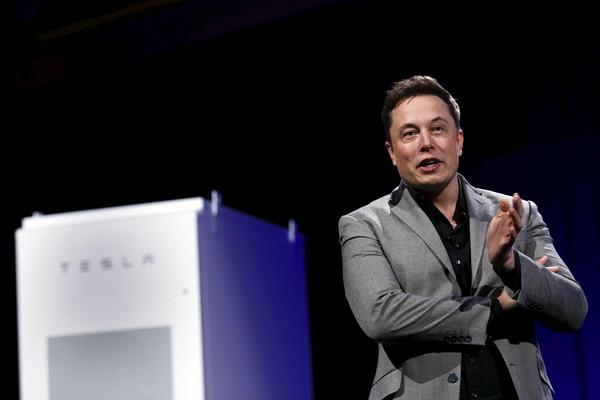 ▲特斯拉(Tesla)創辦人兼執行長馬斯克(Elon Musk)。(圖/路透社)