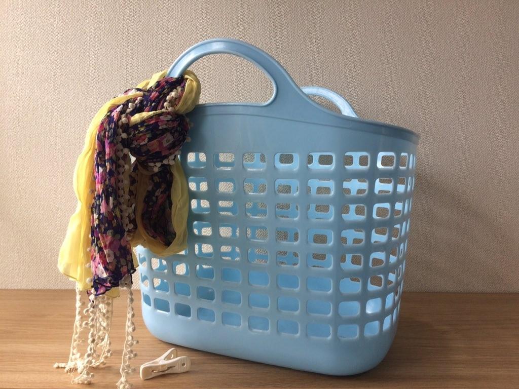 洗衣籃包(圖/翻攝twitter)