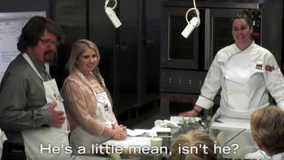 地獄廚神惡整前主廚,喬裝「肥宅」學做菜竟遭老奶奶嗆