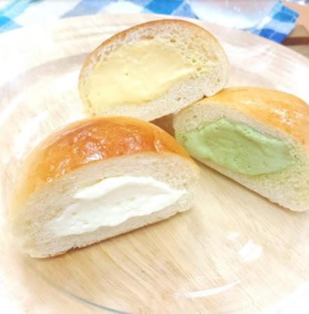 ▲▼搭生乳捲風潮,Semeur聖娜賣生乳麵包。(圖/公關提供)