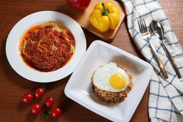 桂冠食品不斷創新,近幾年炒飯和義大麵等也是熱銷產品。