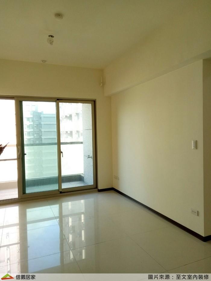 ▲物件的採光相當好,為了讓光線能充滿室內,打除了局部牆面。(圖/信義居家提供)