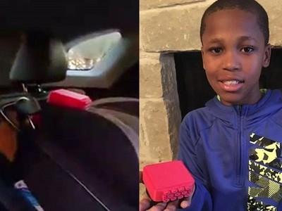 中止悲劇!鄰居寶寶忘車內熱死,10歲男孩設計裝置救命