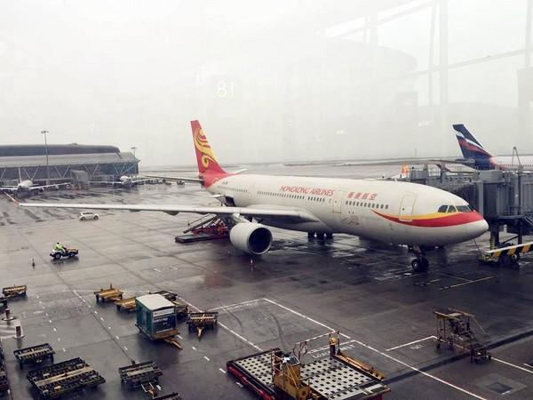 ▲▼香港航空。(圖/翻攝自Hong Kong Airlines Taiwan粉絲專頁)