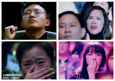 大陸節目充斥職業觀眾,「假掰工」裝哭一次領1000