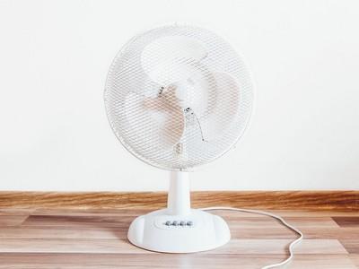 電風扇搭配「這方法」 她不開冷氣也能讓室溫「降8度」