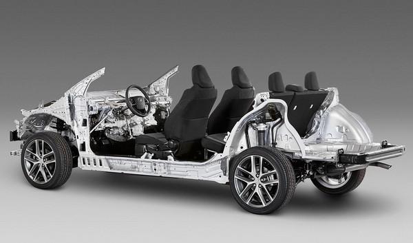 神車也難抵全新底盤魅力?全新豐田Vios將同步跟進採用TNGA平台(圖/翻攝自Toyota)