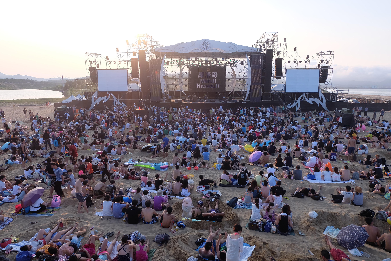 ▲2016海洋音樂祭。(圖/新北市提供)