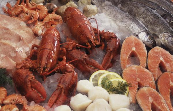 ▲龍蝦,海鮮。(圖/視覺中國CFP)