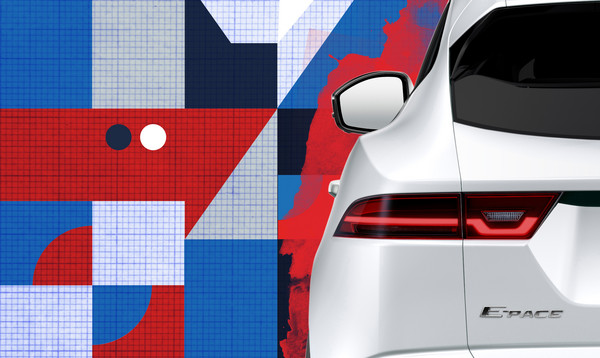捷豹SUV新成員即將入列!Jaguar E-PACE 7月13日全球首演(圖/翻攝自Jaguar)
