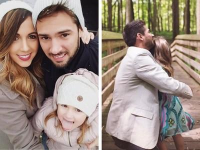 單親媽分享丈夫「雙攻」求婚過程 女兒也感動say yes!