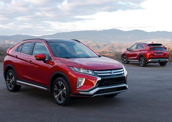 家族經典全數「借屍還魂」?三菱EVO將以跨界SUV之姿重生(圖/翻攝自Mitsubishi)