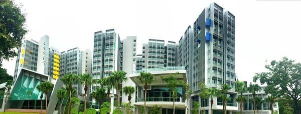 ▲新加坡南洋理工大學。(圖/翻攝自Nanyang Technological University, Singapore粉絲專頁)