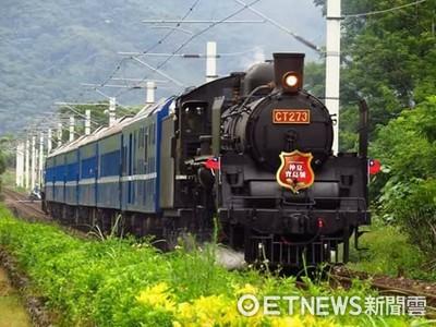 經典再現!台鐵蒸汽火車模型開賣