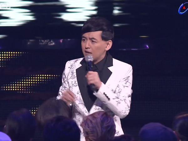 第28屆流行音樂金曲獎頒獎典禮黃子佼。(圖/翻攝自YouTube)