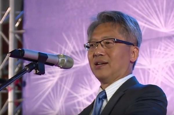▲廖俊智接中研院長前 曾Google問要怎麼當(圖/翻攝自YouTube)