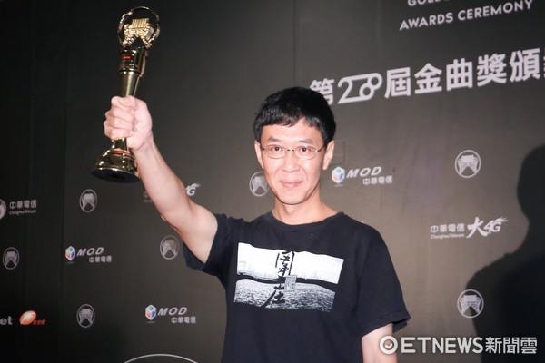 ▲第28屆金曲獎評審團獎 - 生祥樂隊《團庄》。(圖/攝影中心攝)