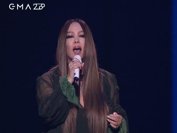 第28屆流行音樂金曲獎頒獎典禮張惠妹。(圖/翻攝自YouTube)