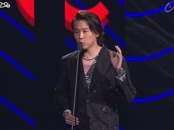 第28屆流行音樂金曲獎頒獎典禮陶喆。(圖/翻攝自YouTube)